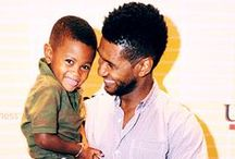 they call me U S H E R  R A Y M O N D / I instantly fell in love with usher. The way he sings just makes me melt, great dance moves. Usher Is just my type PERIOD! He is a legend in my eyes. My Favorite Album Of Usher is 8701!  / by Juanesha Smith