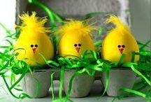 Hippity Hoppity Easter / Easter entertaining ideas.
