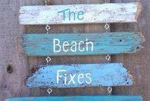 Coastal Decorating Ideas / Coastal home furnishing, decorations, and more