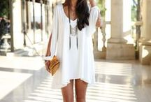 Simple et chic / vêtements élégants