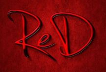 Gorgeous red stuff! / Clothing, decor, shoes ... RED!