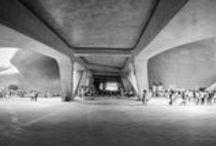 Architecture around the world. / Finding amazing Architecture
