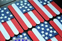 Stars & Stripes 4th of July / Entertaining ideas for the 4th of July.