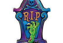 Halloween ! / Squelettes, sorcières, fantômes, araignées, vampires, zombies... Le 31 octobre, préparez-vous à croisez les plus horribles des créatures! Découvrez comment décorer votre soirée pour la rendre unique avec nos ballons Qualatex !