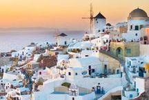 Greek Islands & Greece