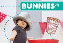 Bunnies / Baby Bunnies, Flex Bunnies, Stap Bunnies, Super Stap Bunnies,