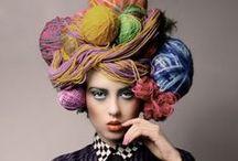 Knit&Crochet Board / Knitwear Crochet Wool Inspirations / by aNnA bLumE