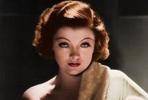 Hollywood's Stunning Lady's of the Silver Screen / The beautiful women of Hollywood