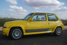 Renault 5 YELLOW