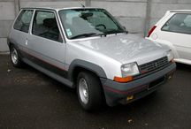 Renault 5 SILVER