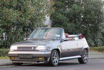 Renault 5 CABRIO