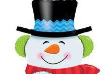 La Magie des Fêtes / Noël, fêtes de fin d'année, l'hiver....