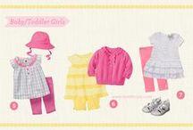 {Wardrobe Ideas} Girls