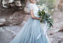 Wedding Dresses | Coloured