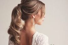 Long Hairstyles / A board dedicated to examples and inspiration for medium to long hairstyles.