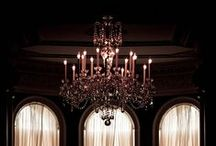 Chandeliers / Incredible chandeliers that I love.