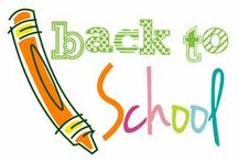 Back To School / Back to school ideas!
