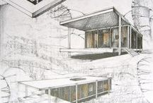 | architectural illustrations |