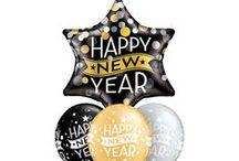 Happy New Year 2016 / Idées de décors pour une fête du #Nouvel An époustouflante