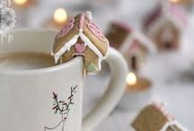 Christmas Decor / Ideas on how to decorate your home at Christmas time & feel festive in your own home.