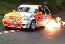 Renault flames!