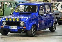 Abnormal Renault 4 and Express