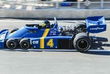 Tyrrell ELF 6 ruote / Quando i piloti di F1 erano dei pionieri!