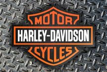 Harley Davidson Art and Logo
