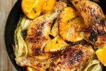 Huhn, Pute und Truthahn