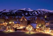 Colorado Ski Towns / What could be better than racing down a mountain with the wind in your face?  We couldn't think of anything either... So here are the most popular destinations for skiing in Colorado.  What is a 14er, you ask?  A mountain peak that exceeds 14,000 ft in elevation.  Colorado has 54 of them!  Yes, this is a big deal.  And you will be too, once you reach the top!