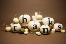 Thanksgiving Dinner Inspiration