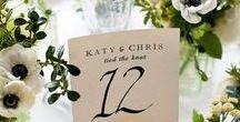 Wedding Place Cards Ideas
