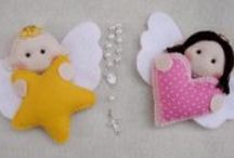 DIY Angels / Little and cute angels to make