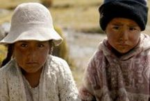 Natives Poisened by Mercury / Natives in Peru are poisoned by Mercury as a result of illegal mining in the area
