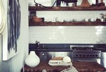 •KiTCHENS• / My view of interesting and great kitchens