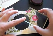 scrapbook & card techniques / by Beverly Cunningham