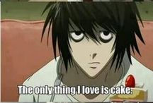 death note / L IS 4 LIFE