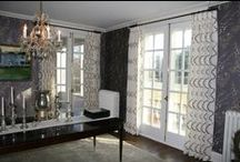 Draperies and Curtains / This board includes inspirational ideas for drapery panels, drapery sheers, curtains and unique window treatments.