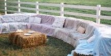 Rustic Weddings with FLEXX / FLEXX has everything you need to create the rustic wedding of your dreams!