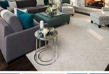 Living Room Design / Unique Interior Styles - Living Room Design Ideas   Living Room Decor   Living Room Inspiration   Interior Design Living Room