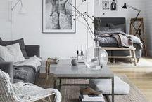 Inspirations - indoor design