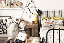 Inspirations - kids room