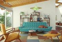 Mid Century Modern Style / Unique Interior Styles - Mid Century Modern style   Mid Mod Design Ideas   Mid Century Modern Decor