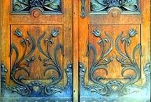 Beautiful Doors / Beautiful Doors   The latest interior design ideas for kitchens, living rooms, bathrooms, bedrooms, home offices & beyond   see more @ UniqueInteriorStyles.com
