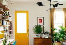 Small Spaces / Unique Interior Styles - Small Space design ideas   Small Kitchen design   Small Living Room design   Small Space living ideas