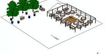 Clearspan Structure Tent CAD Layouts / Engineered to withstand extreme inclement weather, the structure will suit any event needs and requirements. If you are looking for a heated winter tent, this is a great go-to option. This weather-conscious tent has a clear, open structure with no center poles to obstruct your event needs underneath.