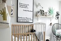 Baby & Kids & Teen Decor / Baby and Teen Decor - mostly for bedrooms, playrooms and specialty spaces!
