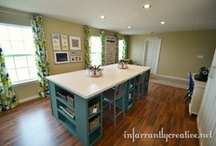 h o m e:  My Dream Craft Room / by doreen