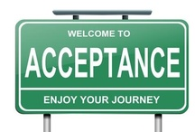 Acceptance / Education / by Lady Marcy