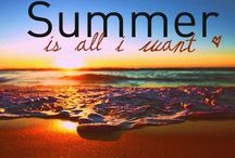 Summa' Time (: / by Paige Young